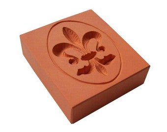 Fleur de lis, Springerle Model, Springerlemodel, Cookie Shape, Model for Springerle, Springerle