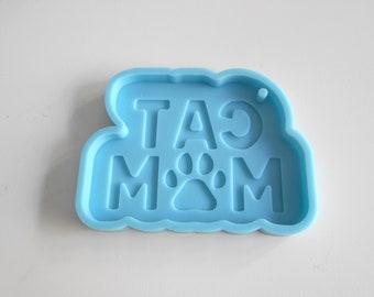 Cat Mom or Dog Mom, Tatze, Paw, Silicone, Shape, Cat, Dog, Mold,