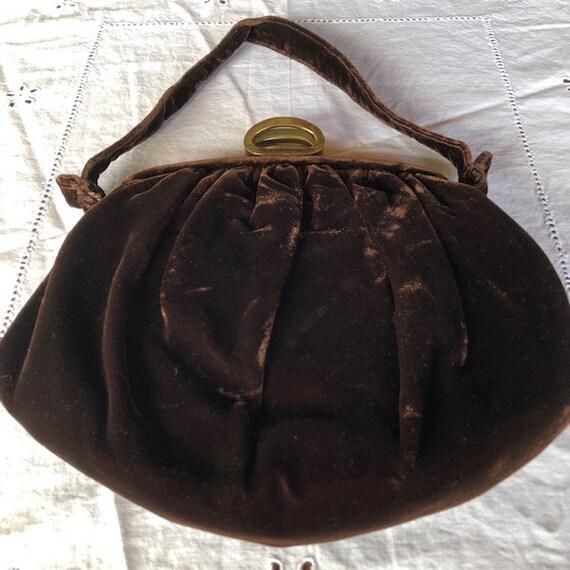 Brown Vintage Graceline Master Purse, Accessories,
