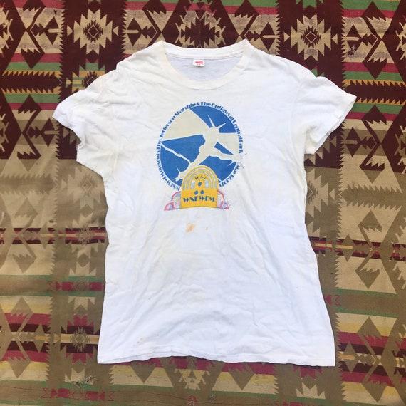 1970s Jefferson Starship T-shirt