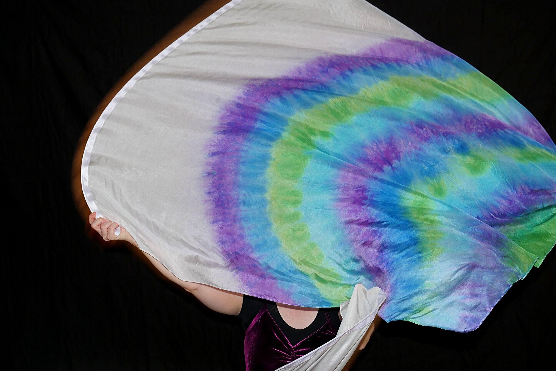 Splendor Silk Thread-Color S937-DARK Amethyst-1 Card in This Listing