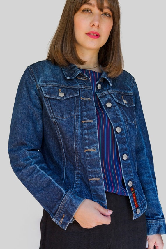 Todd Oldham Denim Jacket