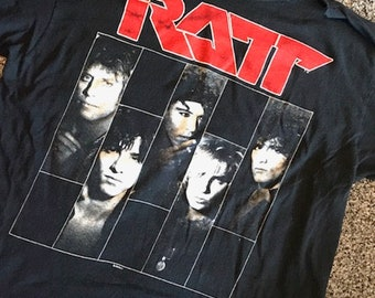 3a1468324f9a RATT vintage tour shirt