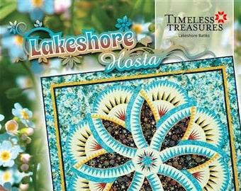 Quiltworx - Lakeshore Hosta