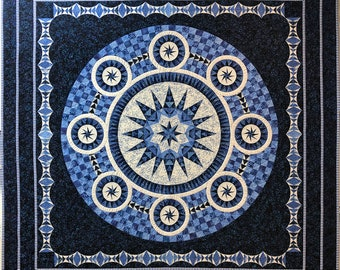 BLUETIFUL Fabric Kit by BeColourful