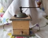 Ancient coffee mill from Sweden