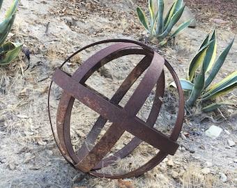 Metal Garden. Metal Garden Art