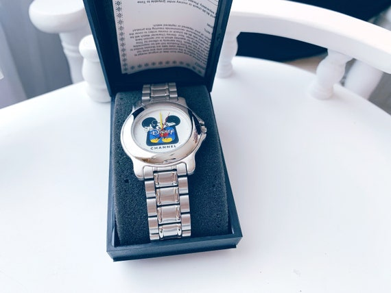 Vintage Disney Channel Watch, Vintage Disney Chann
