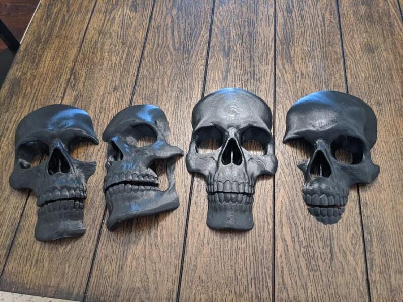 Skull Wall Art image 0