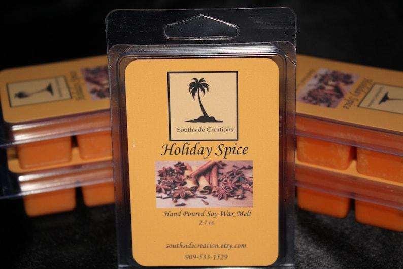 Holiday Spice Melts