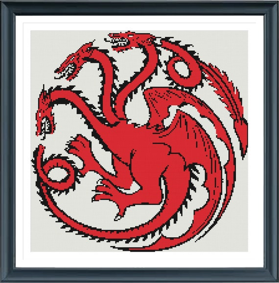 Download Etsy Game Of Thrones Cross Stitch Pictures