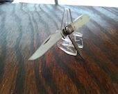 Sabre Folding Pocket Knife Made in Japan