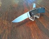 Gerber 300 Lockback Folding Pocket Knife Made in USA