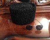 Original Russian Cossack Kubanka Natural Astrakhan Fur Karakul Hat Winter Cap
