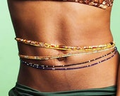 African Waist Beads Sale - For Weight loss - On Sale Waist Beads - Waist Beads - Belly beads- Variety colors - African Jewelry - With Clasps