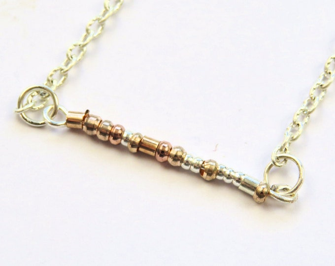 Morse Code Bracelet Anklet   Gold, Silver, Rose Gold, Charm, Symbol, Quote, Jewellery, bead, metal