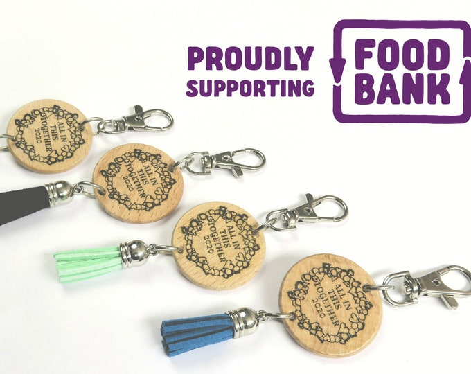 Fundraiser Keyrings *Limited Edition*
