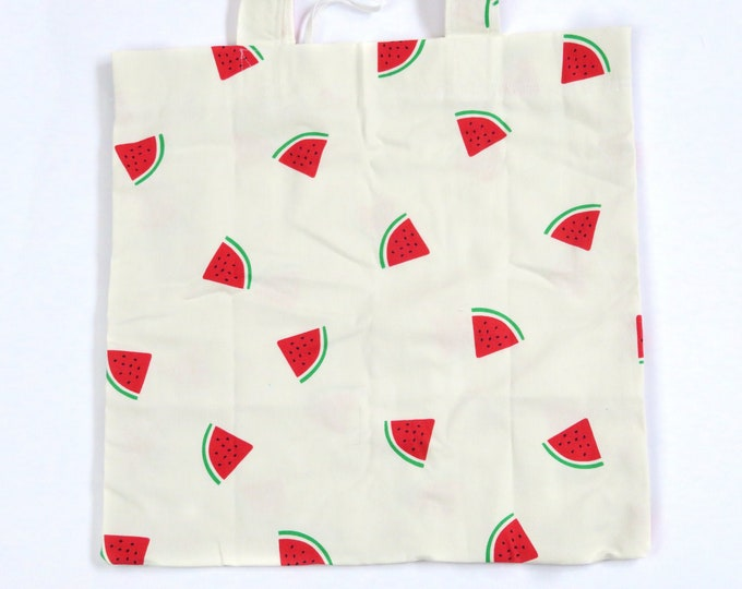 Watermelon Foldable Tote Bag