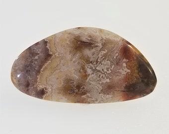 Large Imperial Jasper Designer Cabochon Pendant Stone 65.7 x 24.6 x 11.8mm