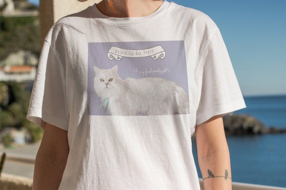 64a3122b PERSONALIZED Yume kawaii T shirt Custom Soft Pastel Cat T | Etsy