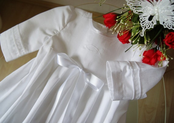Taufkleid Gr.62 bis 86 Mädchen  Baby Taufe Taufkleidung Set 2-tlg Tauf