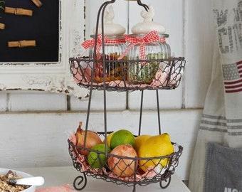 Chic Antique Provence Frühstücksteller Teller Kuchenteller shabby chic vintage