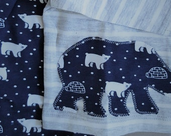 Baby-/Kinder-Pyjama ARCTIC BEARS
