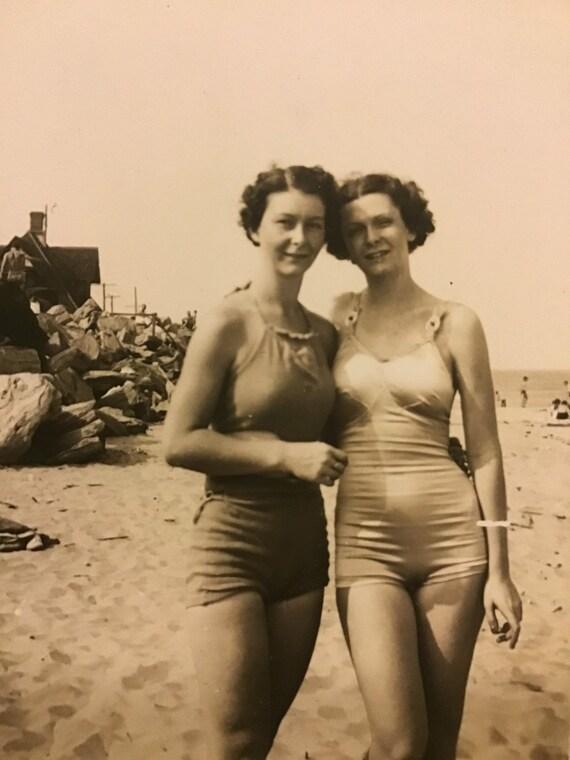 amateur vintage nudists with large boobs