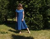 Dress SAN REMO Long size 34-52 (XS-6XL)