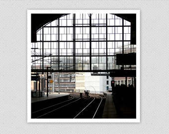 Alexanderplatz S-Bahn station