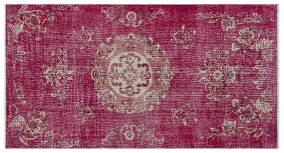 Vintage  Kilim Rug Retro Small Size 3'6'' X 6'9'' Ft   kilim rug, moroccan rug, beni ourain, rag rug, tapis kilim, vintage