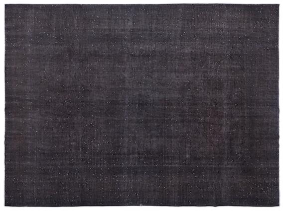 Persian  Kilim Rug Gray Oversized 9'8'' X 13'2'' Ft   kilim rug, moroccan rug, beni ourain, rag rug, tapis kilim, vintage