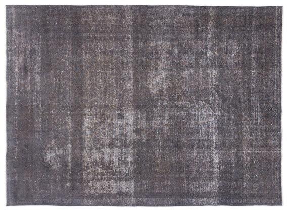 Persian  Kilim Rug Gray Oversized 9'6'' X 12'6'' Ft   kilim rug, moroccan rug, beni ourain, rag rug, tapis kilim, vintage