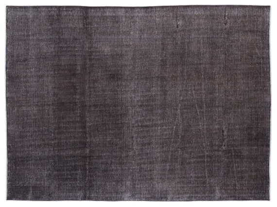 Persian  Kilim Rug Gray Oversized 9'7'' X 13'1'' Ft   kilim rug, moroccan rug, beni ourain, rag rug, tapis kilim, vintage