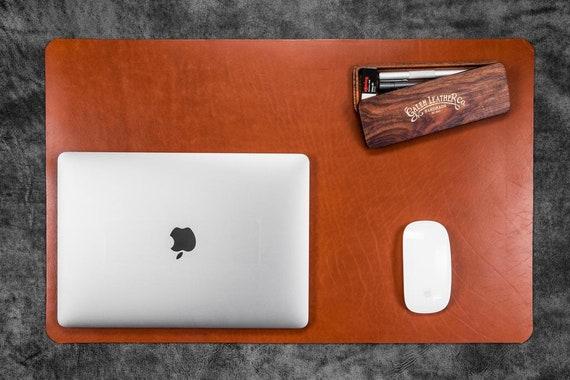 GL %100 Genuine Leather Desk Pad