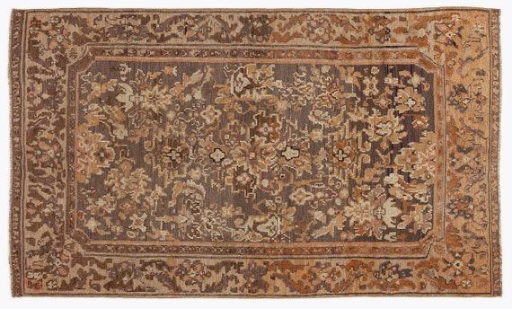 Kilim  Rug  Karabakh Large Size 5'7'' X 9'4'' Ft   kilim rug, moroccan rug, beni ourain, rag rug, tapis kilim, vintage