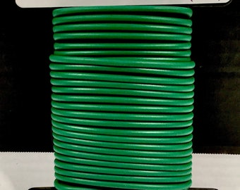 19.7 Feet Crafters Toolbox Flexible Rubber Coated Wire Green