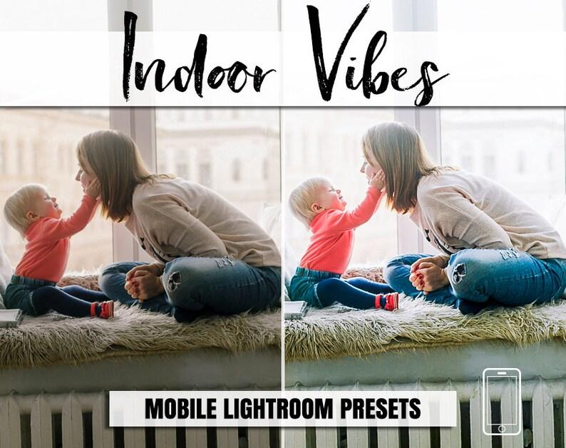 Mobile Lightroom Preset, Indoor Vibes, indoor mobile preset, lightroom app,  whiter edited lightroom mobile preset for bloggers, flat lay
