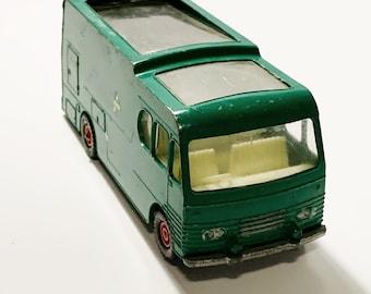Vintage Matchbox Kingsize | K-5 | Racing car transporter