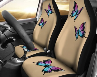 Girly Car Seat Cover Etsy