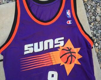5c8af07cf Vintage Champion Phoenix Suns Jersey
