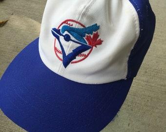 Vintage Toronto Blue Jays Hat 140ef8b17af4