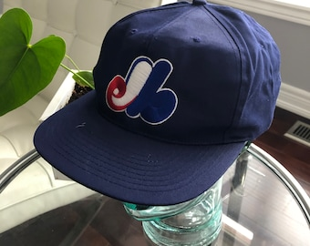 f9d91fd7b1e454 Vintage Montreal Expos Hat