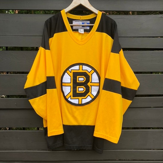 Vintage Boston Bruins CCM T-shirt