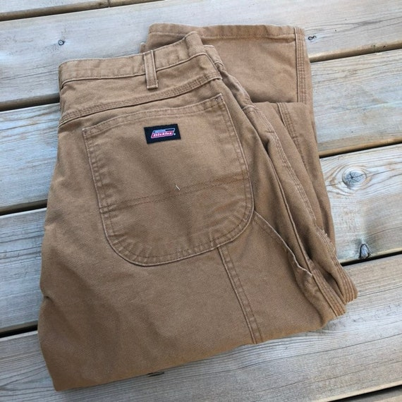 Vintage Tobacco Dickies Work Pants