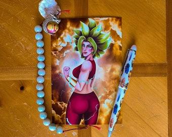 Kefla Fanart Print/Poster (Dragon Ball Fanart)
