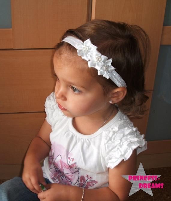 Baby Mädchen Haarband Stirnband Kopfband Krone Prinzessin Baby Fotografie