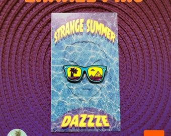 e9dcda73d8 Strange Summer Dazzze enamel pin