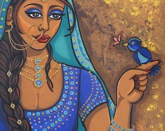 Bindu & Bird