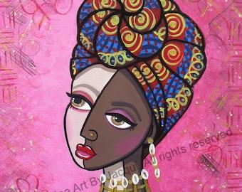 African Rose, Alesha